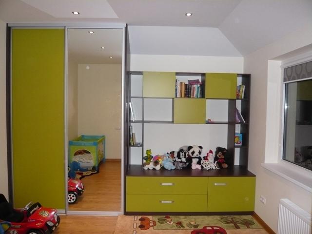 Vaiku kambario baldai kaina