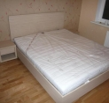 Miegamojo baldai, miegamojo baldai Alytuje, pintos, lovos, komodos, spintelės, patalynės dėžės